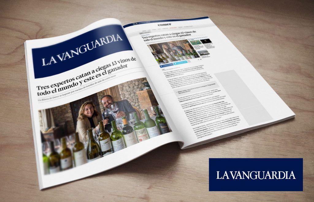 Valduero gana cata a ciegas de los mejores vinos del mundo