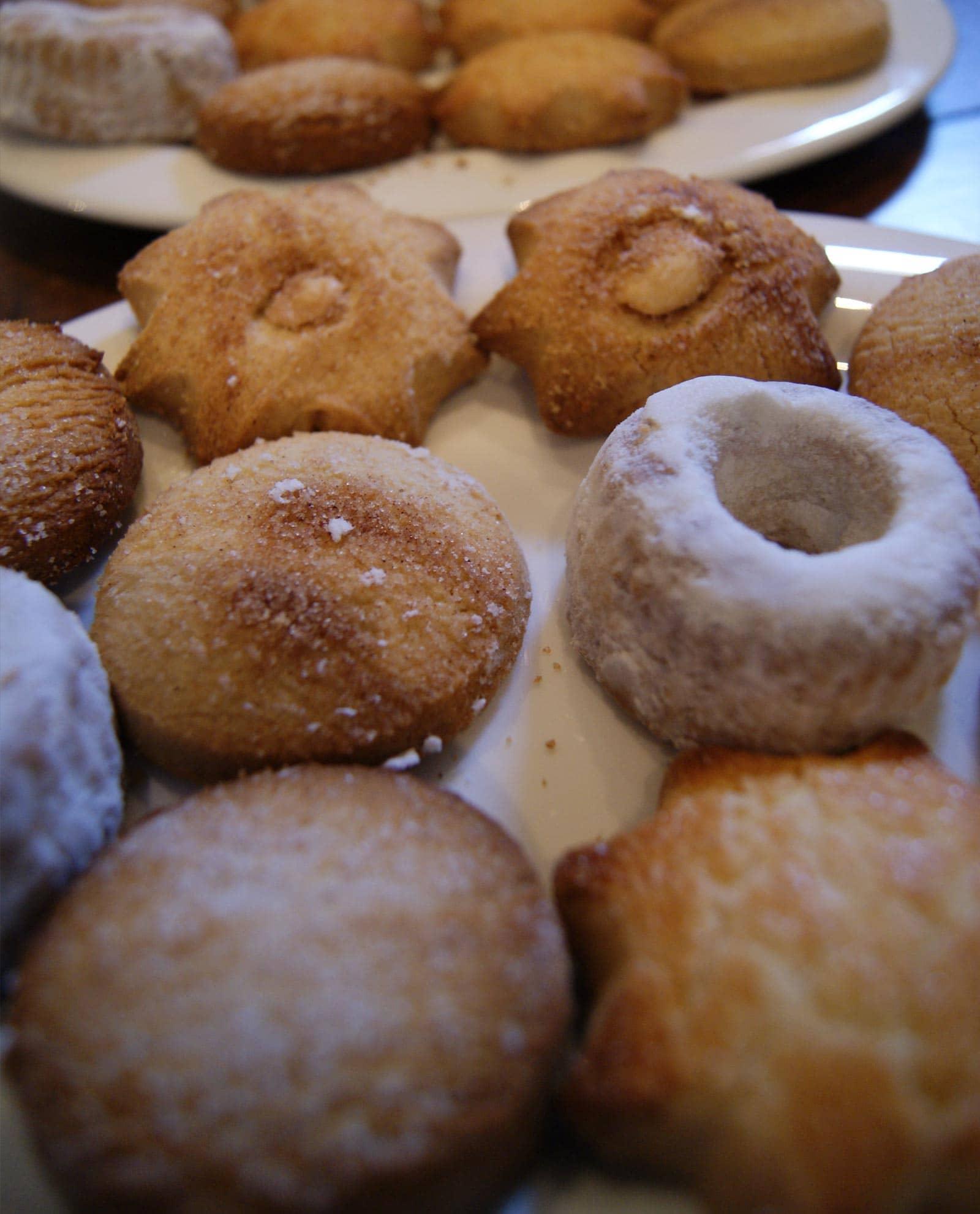 Dulces castellanos en las Bodegas Valduero de la Ribera del Duero