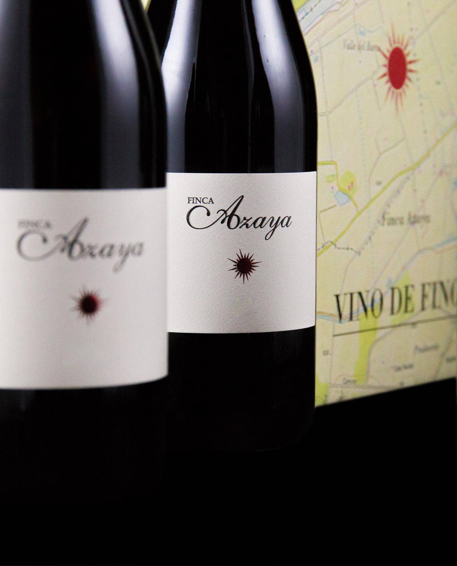 Finca Azaya, vino de finca Bodegas Valduero, DO Castilla León