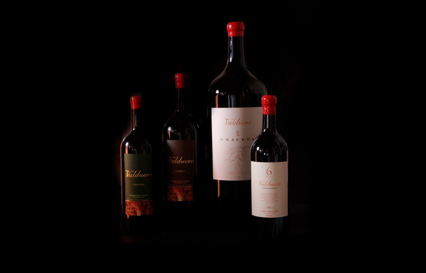 vinos valduero, Vino Ribera del Duero, VIno tinto