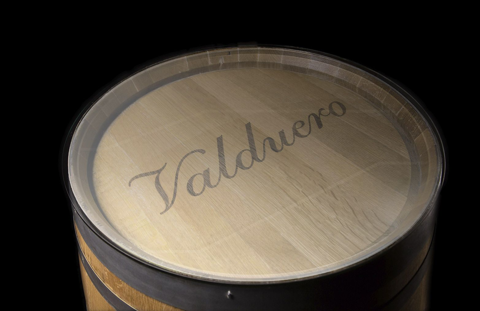 Barrica de vino Valduero